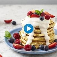 Kokosowe Pancakes Bez Glutenu Kinga Paruzel